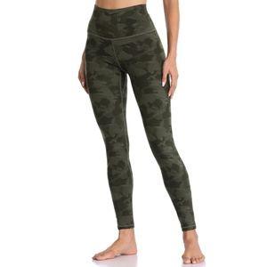 High Waisted Pattern yoga pants leggings